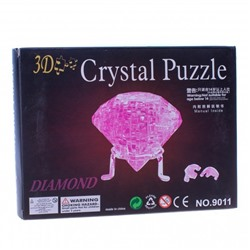 3D Crystal Puzzle Кристал L 9011 (120/60)
