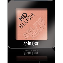Alvin D`or B-2 Румяна пудровые HD Blush selfie ready 6гр (тон 05)