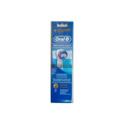 Насадки BRAUN Oral-B PRECISION CLEAN в упаковке 2 шт