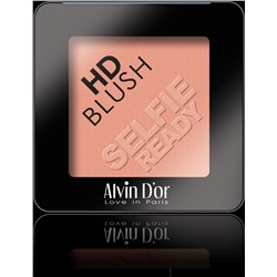 Alvin D`or B-2 Румяна пудровые HD Blush selfie ready 6гр (тон 08)