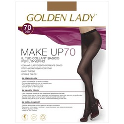 Колготки GOLDEN LADY Make Up 70 den Daino - цвет загара