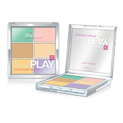 Alvin D`or Корректор 6х1Hd Hollywod concealer palette CFP-01