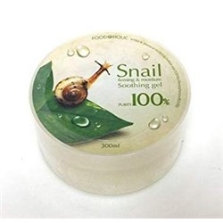 FOODaHOLIC Firming & Moisture Snail Soothing Gel Purity 97% Гель с муцином улитки, 300мл