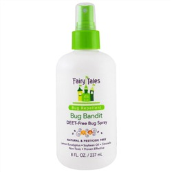 Fairy Tales, Bug Bandit, Deet- Free Bug Spray, 8 oz (237 ml)