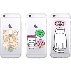 Чехол для iPhone «We love coffee»
