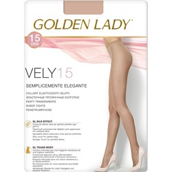 Колготки Golden Lady VELY 15 (Акция)
