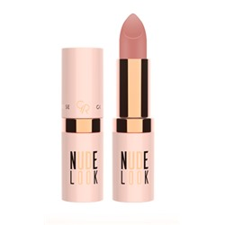 Golden Rose Помада для губ NUDE  LOOK PERFECT MATTE тон 01
