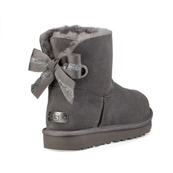 Bow Mini Customizable Grey