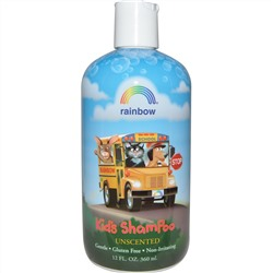 Rainbow Research, Kid's Shampoo, Unscented, 12 fl oz (360 ml)