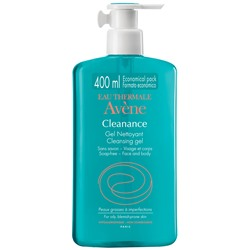 Avène Cleanance Soapless Cleanser 400ml