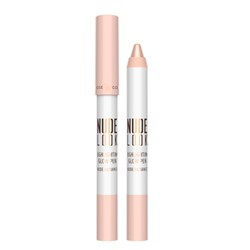 Golden Rose Карандаш - хайлайтер для макияжа лица  NUDE LOOK HIGHLIGHTING GLOW PEN Nude Radiance