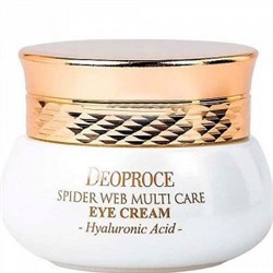 "DEOPROCE Spider Web Multi Care Eye Cream Крем д/век ""Паутина"", 30мл/ №2037"
